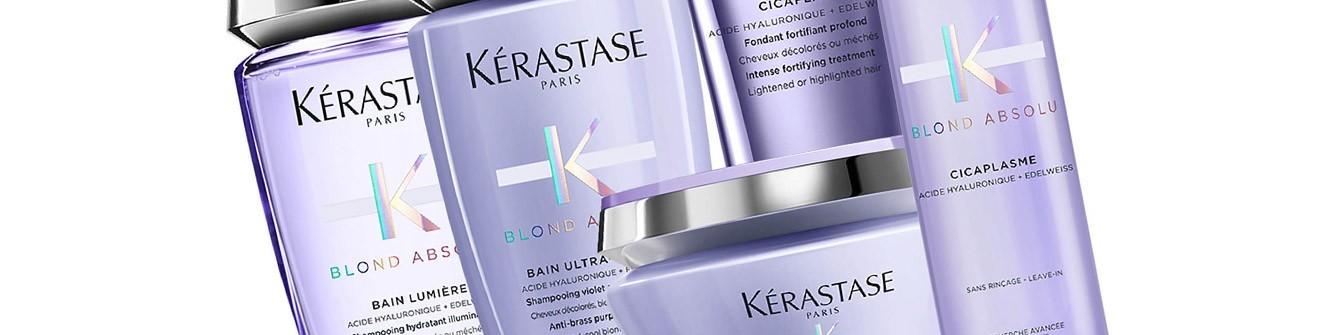KERASTASE| Blond Absolu| Mix Beauty Paris
