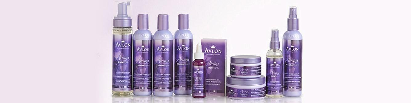AVLON  MoisturRight   Mix Beauty Paris