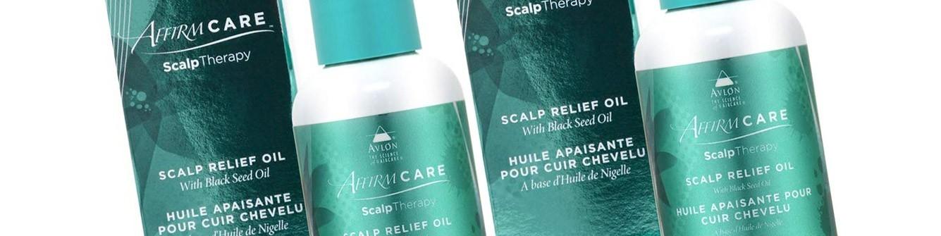 AVLON | Scalp Therapy| Mix Beauty Paris