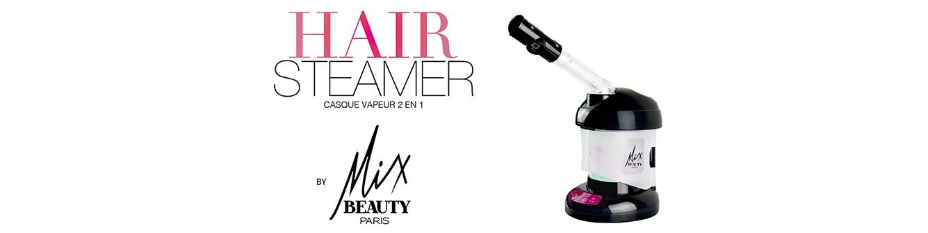 VAPOZONE VISAGE |Hairsteamer by MIX Beauty
