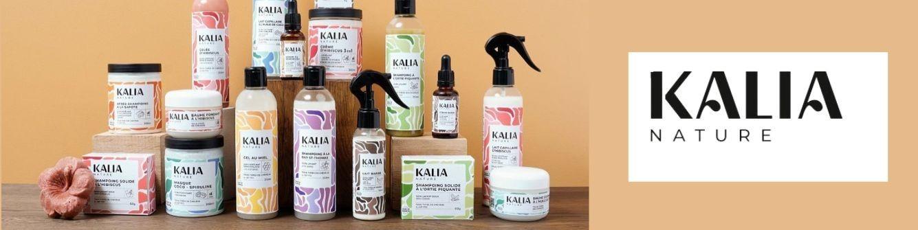 KALIA NATURE |Soins Cheveux afro, bouclés, frisés, crépus | Mix Beauty