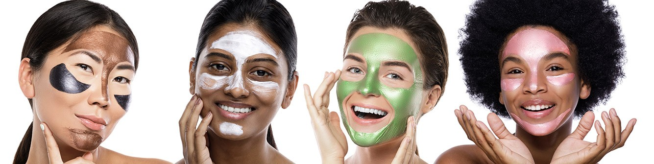 Masque purifiant visage