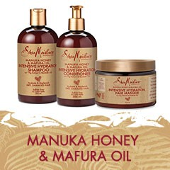 Manuka Honey & Mafura Oil