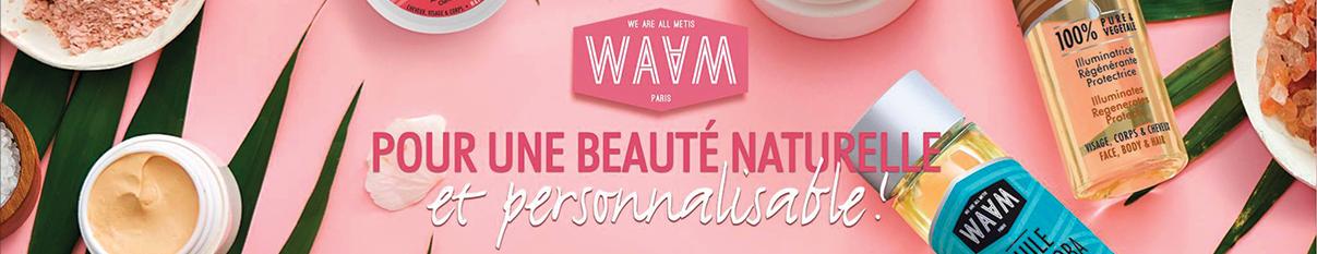 WAAM - Mix Beauty Paris