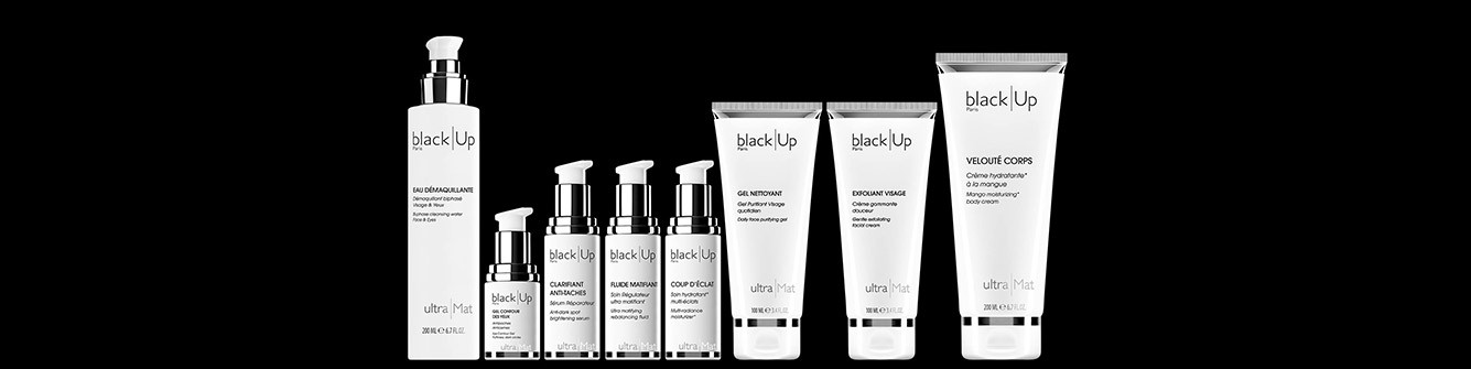 SOINS BLACK|UP - Mix Beauty Paris