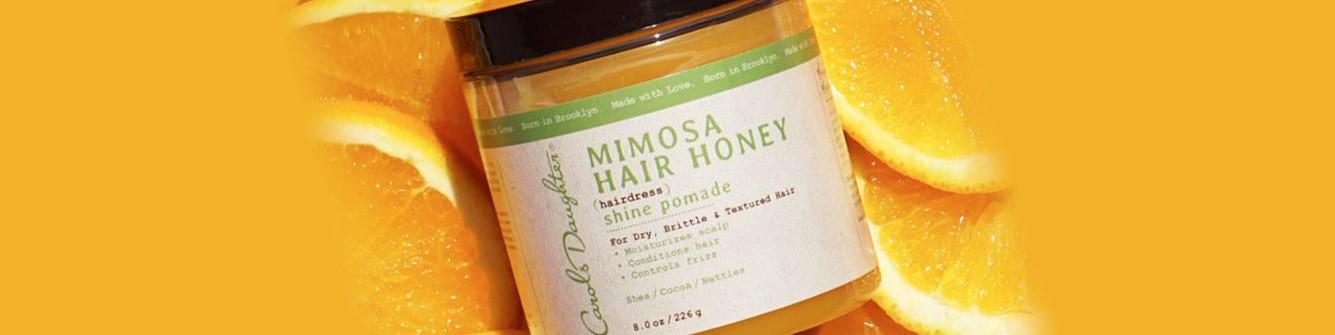 MIMOSA HAIR HONEY - Mix Beauty Paris