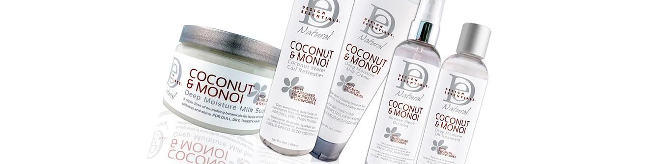 COCONUT & MONOI - Mix Beauty Paris