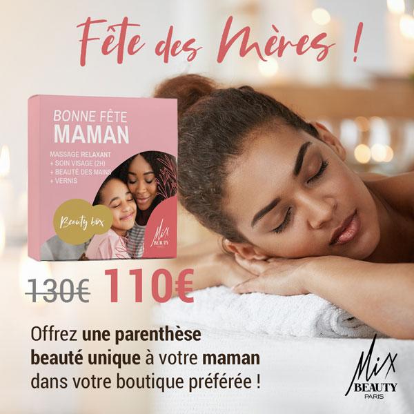 Beauty Box Fête des mères
