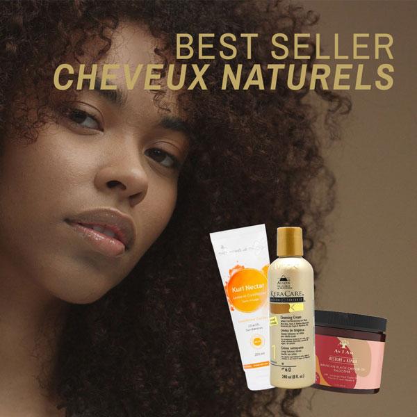 Best Sellers Cheveux Naturels