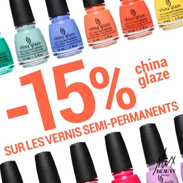 Offres China Glaze