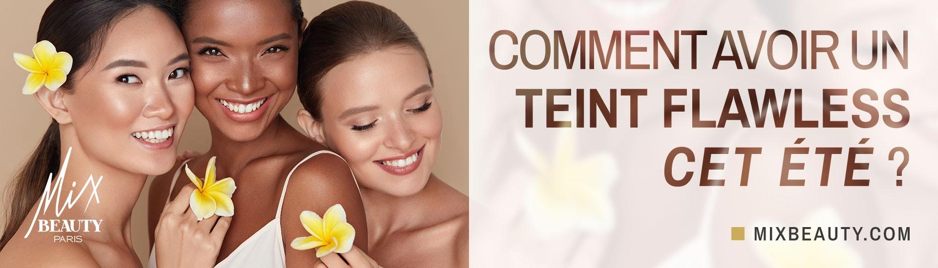 MAKE-UP: Comment avoir un maquillage flawless cet été