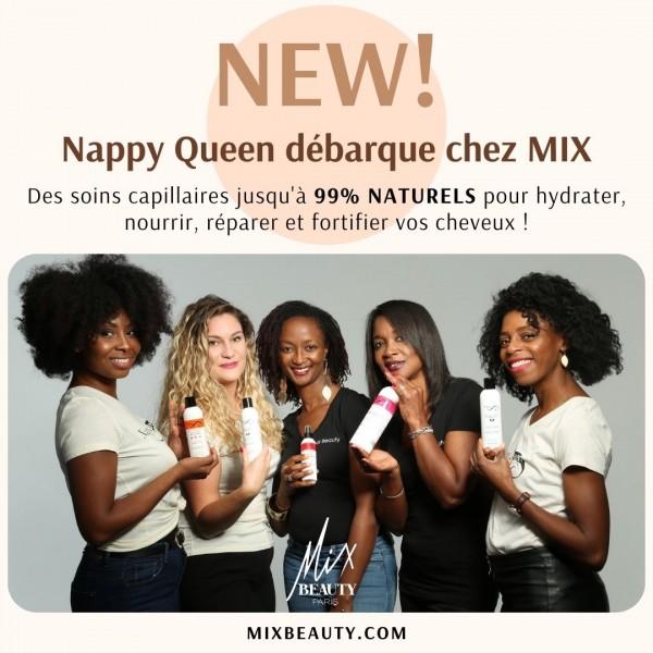 Nappy Queen dans vos instituts Mix Beauty