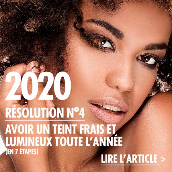 Bonne résolution beauté 2020 avec MIX Beauty