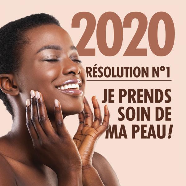 Bonnes résolutions Beauté 2020 avec MIX Beauty